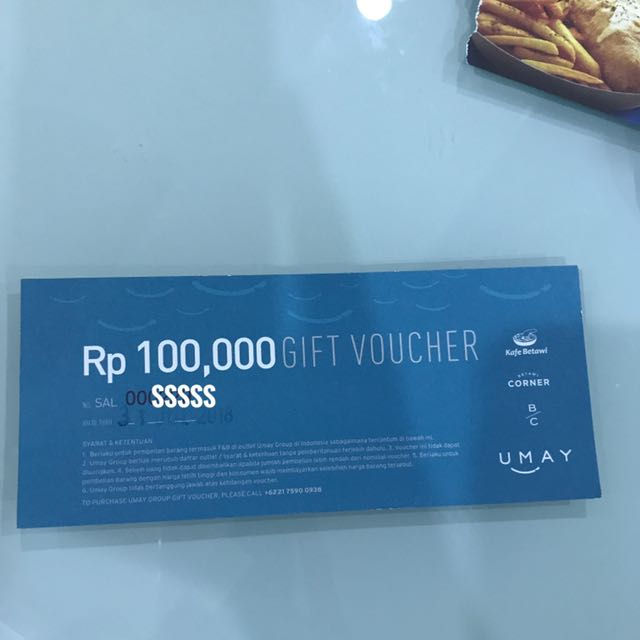 voucher umay group