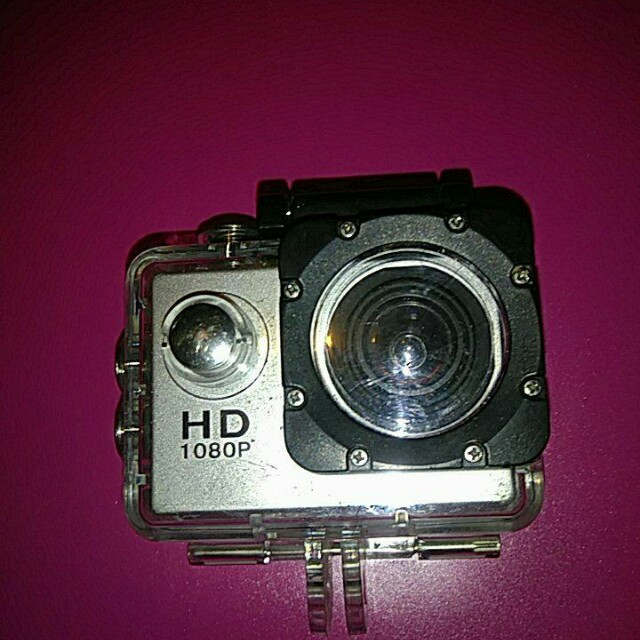 Waterproof Go Camera