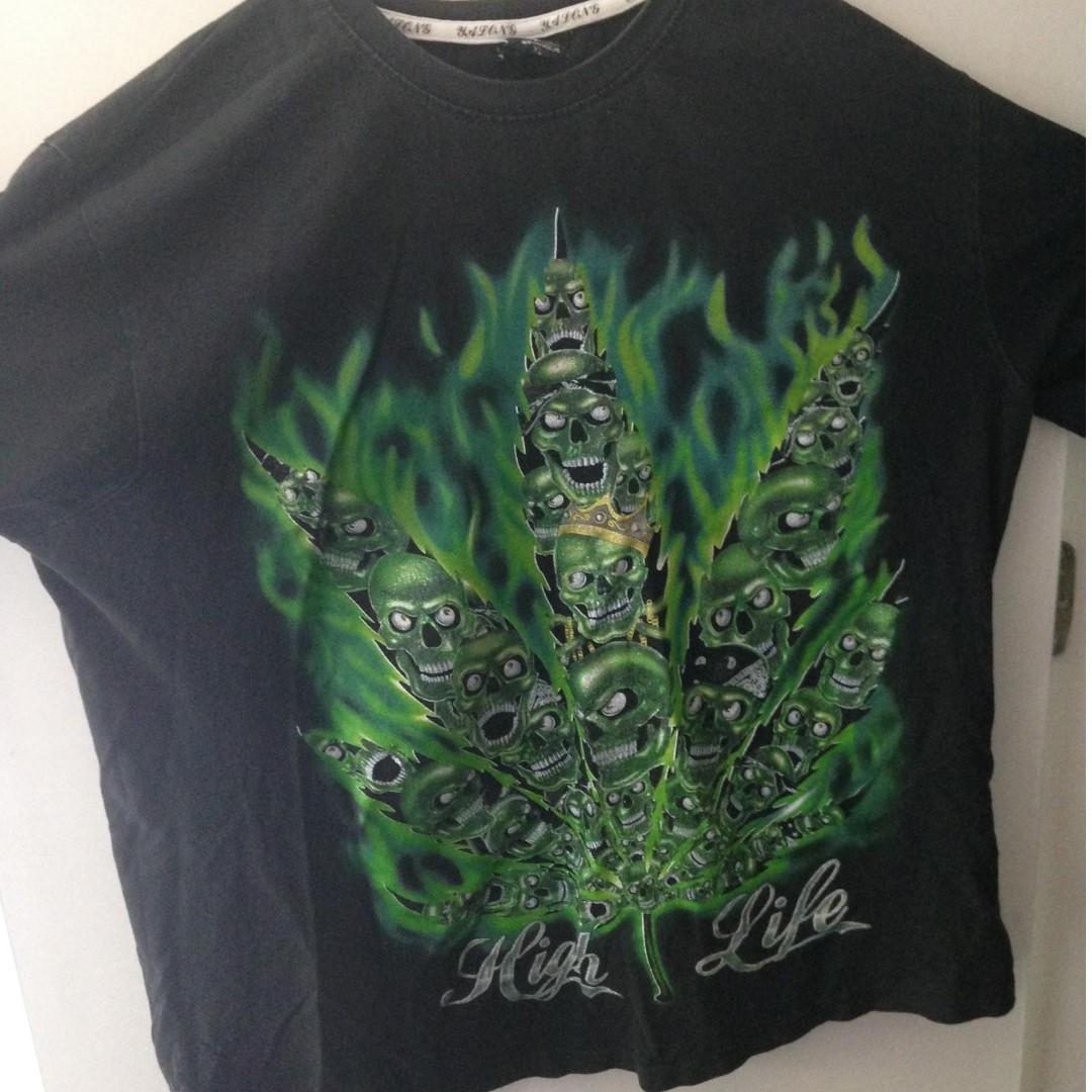 Weed Top