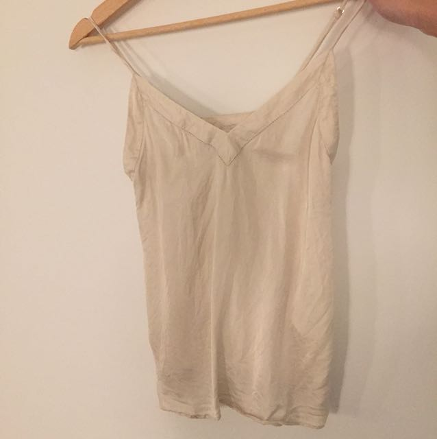 Wilfred silk cami