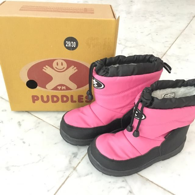 Winter boots from Australia