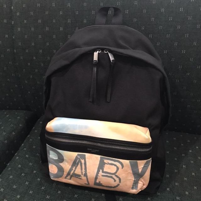 YSL Bag Backpack - Tagging Supreme Herschel Anello Chanel