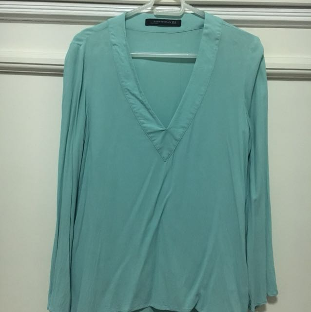 Zara Woman Top (XS-S)