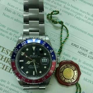 勞力士 Rolex GMT 16700 百事圈