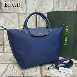 Longchamp Neo Large Blue Color