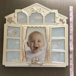Smile & Co Baby Photo Frame (brand new)