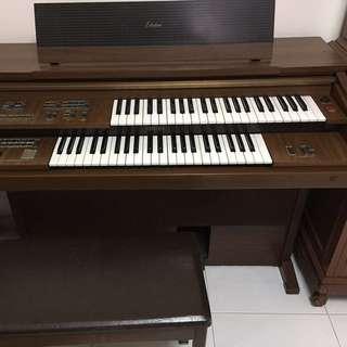 Yamaha Electone FC-10 Electric Organ