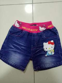 HelloKitty Girls kids pants