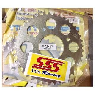 Gear Belakang SSS KPH 415 (Motor Bebek Honda/Satria FU) 36T - 40T