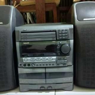 Tape Compo JVC