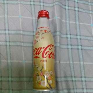 限量版可口可樂櫻花