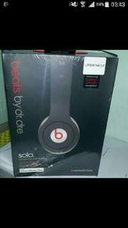 Beats By Dr Dre WIRED  (sealed)
