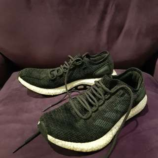 Adidas Pure Boost size 41.5. Very good condition.