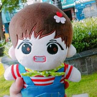 BTS babytaetae doll