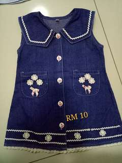 Girls kids dress