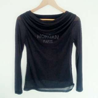 MORGAN Paris Tile! Atasan Bagus! Recomend