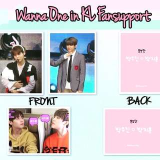 WTS Pink Sausage Fansupport for Wanna One in KL