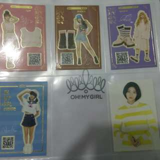 OH MY GIRL Pcs