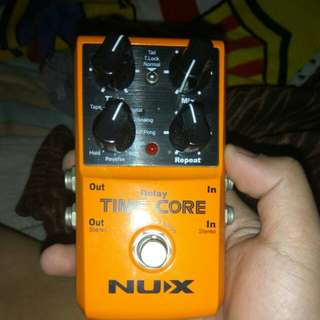 NUX Timecore Delay Pedal