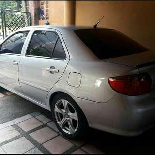 2005 Toyota Vios 1.5G Automatic