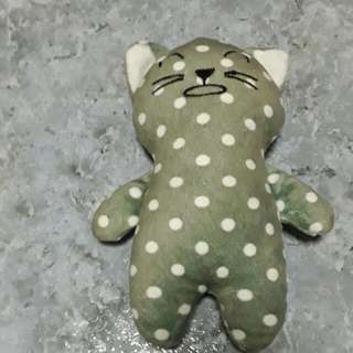 Cat toy with sound