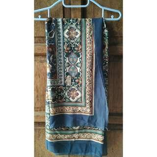 jilbab / scarf