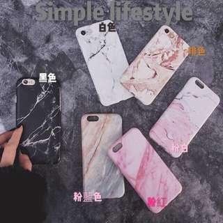 高質雲石紋iphone殼
