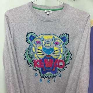KENZO Men's Sweatshirt 灰色男裝衛衣 (grey)