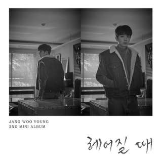 [MYGO/PO] JANG WOO YOUNG ( 2PM ) 2ND MINI ALBUM