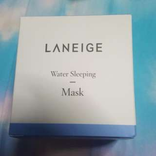 LANEIGE Water Sleeping Mask (No trading)*Yishun Mrt*