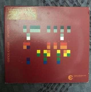 Coldplay Speed Of Sound-Original