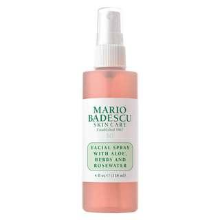 Mario Badescu Facial Spray With Aloe, Herbs and Rosewater – 118ml