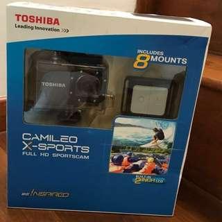 Toshiba Camileo X-sports Full HD Sports Camera