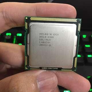 Intel Xeon Processor X3430