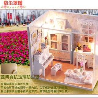 DIY Summer Blossom House Kit