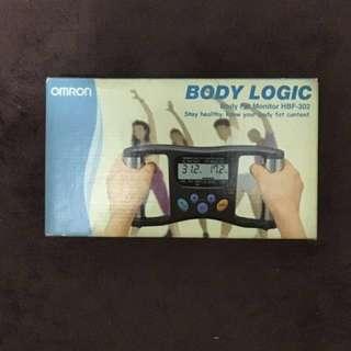 Omron 脂肪監控儀 HBF-302