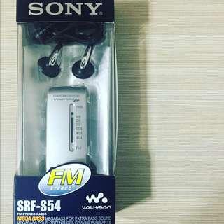 Sony S54 Exam Radio ($320一部)