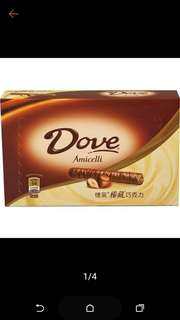 (超商免運出貨)德芙各系列巧克力2盒