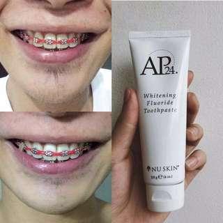 AP24 Whitening Tootpaste