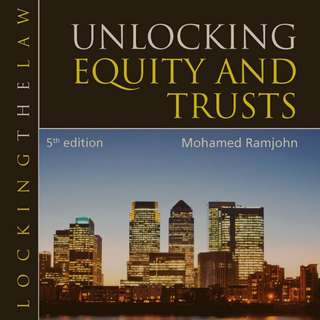 E book Equity and Trust unlocking