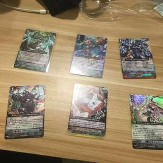 Vanguard zoo booster cards