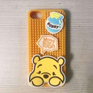 Disney Winnie the Pooh iphone 5 軟殼