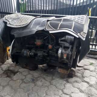 Mesin & Transmisi Matic lengkap Jeep XJ & YJ