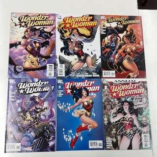 Wonder Woman Who is Wonder Woman? (2008 DC) Comics Set