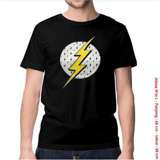 Kaos flash black