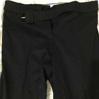 Belt Long Pants