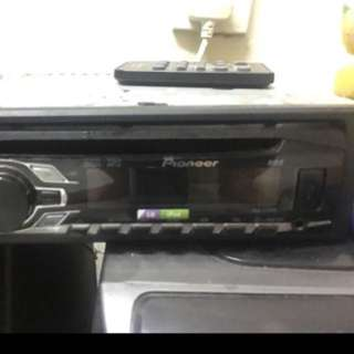 Pioneer CD Usb Player IPhone Compatible