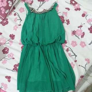 Dress hijau (new)