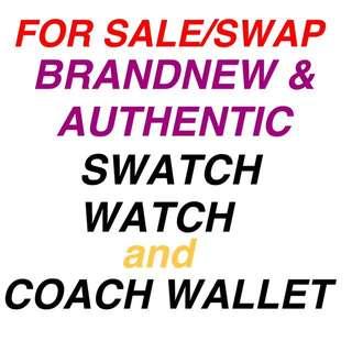 Coach Wallet Sale / Swap