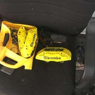 4 Pot Nissan Skyline R32 Brake Caliper(Aluminium)brembo sumitomo
